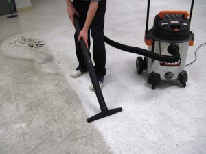 VCT Stripping & Waxing